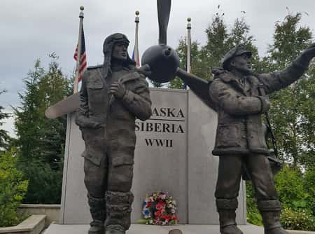Lend Lease Memorial Fairbanks Alaska