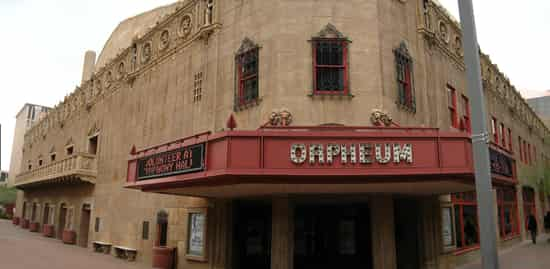 Orpheum Theatre Phoenix Arizona