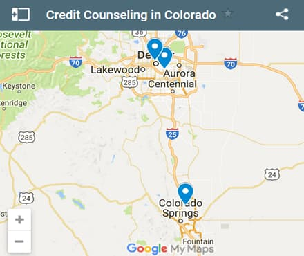 Colorado Credit Counseling Providers - Initial Static Image