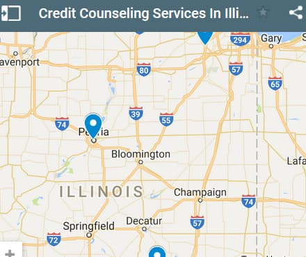 Illinois Credit Counseling Providers - Initial Static Image