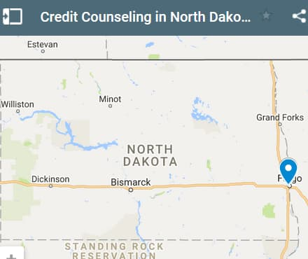 North Dakota Credit Counseling Providers - Initial Static Image