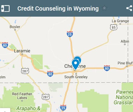Wyoming Credit Counseling Providers - Initial Static Image
