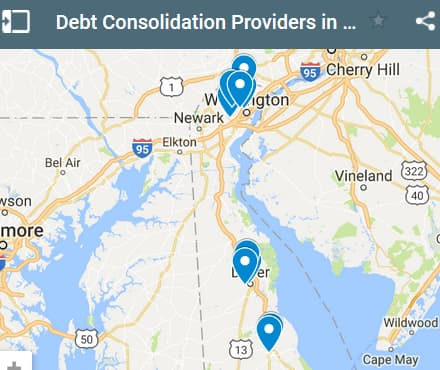 Delaware Debt Consolidation Loan Providers - Initial Static Image