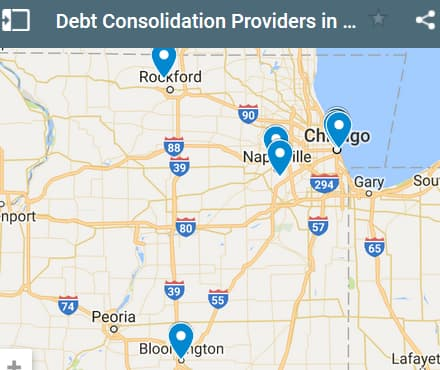 illinois Debt Consolidation Loan Providers - Initial Static Image