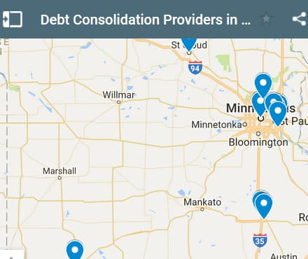 Minnesota Debt Consolidation Loan Providers - Initial Static Image