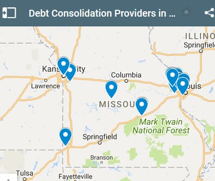 Missouri Debt Consolidation Loan Providers - Initial Static Image