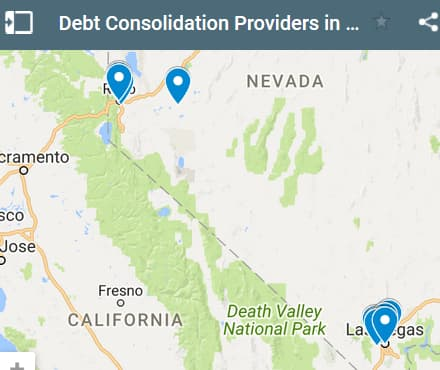 Nevada Debt Consolidation Loan Providers - Initial Static Image