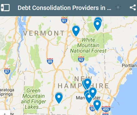 New Hampshire Debt Consolidation Loan Providers - Initial Static Image