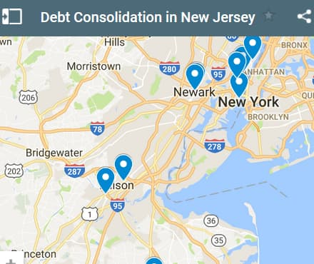 New Jersey Debt Consolidation Loan Providers - Initial Static Image