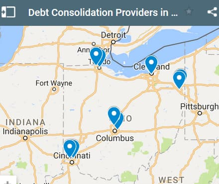 Ohio Debt Consolidation Loan Providers - Initial Static Image