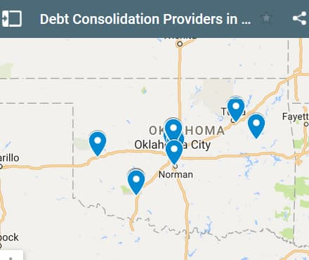Oklahoma Debt Consolidation Loan Providers - Initial Static Image