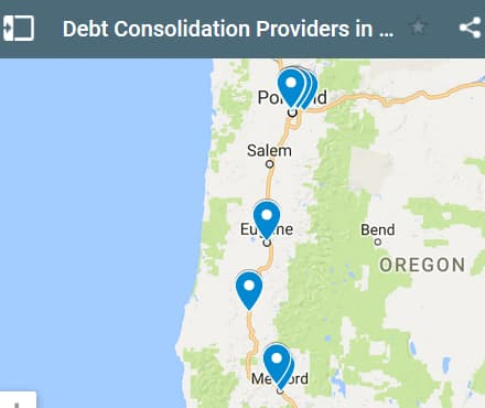 Oregon Debt Consolidation Loan Providers - Initial Static Image