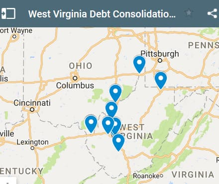 West Virginia Debt Consolidation Loan Providers - Initial Static Image