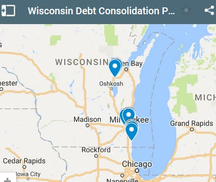 Wisconsin Debt Consolidation Loan Providers - Initial Static Image