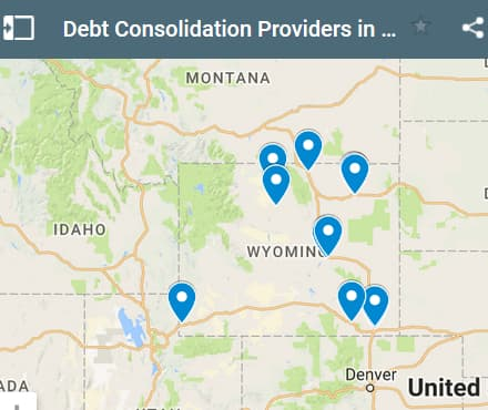 Wyoming Debt Consolidation Loan Providers - Initial Static Image