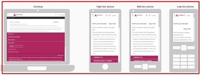 Axis Bank Loan Calculator Video Review - Initial Static Image
